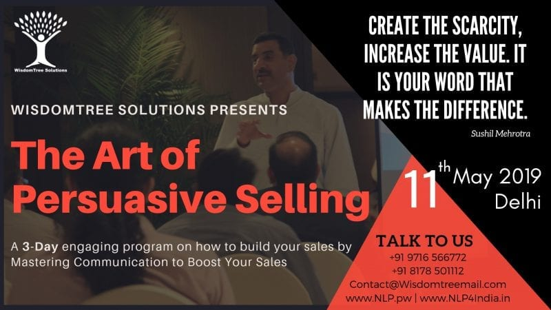 Art of Persuasive Selling