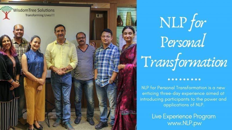 NLP for Personal Transformation