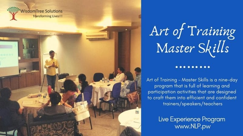 Art of Training – Master Skills