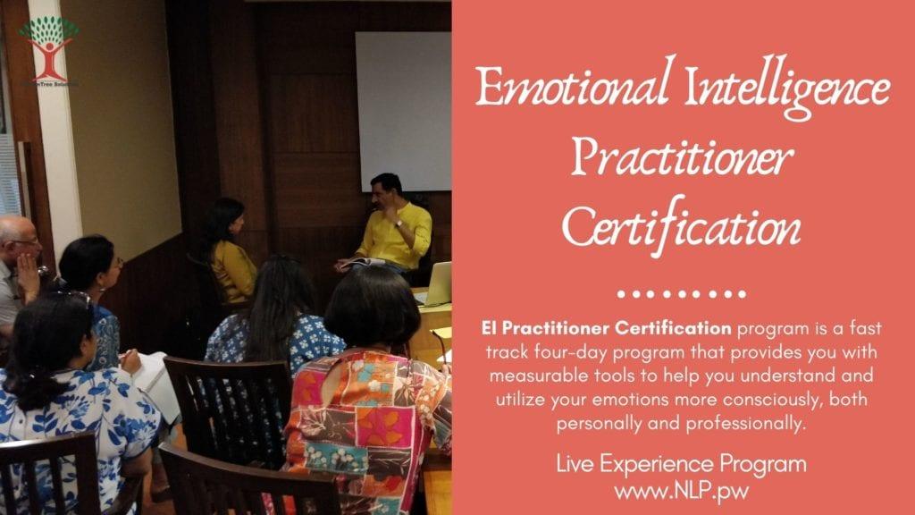 Emotional Intelligence Certification