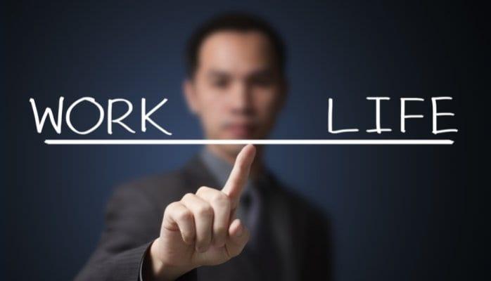 balance life and work