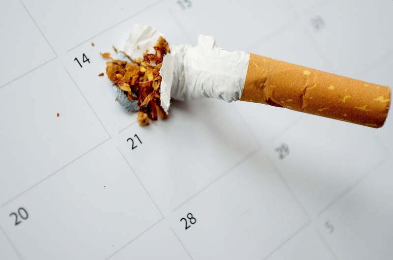 quit smoking with NLP