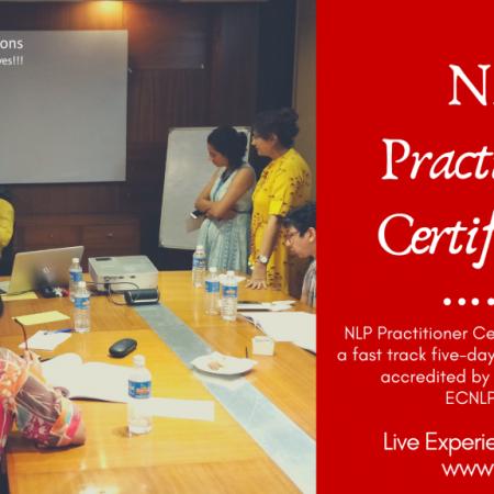 NLP Practitioner Certification