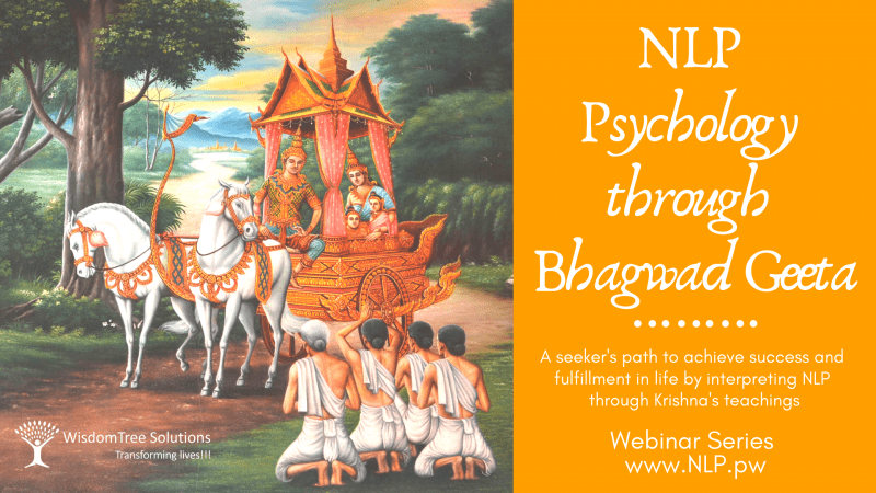 NLP Psychology through Bhagwad Geeta