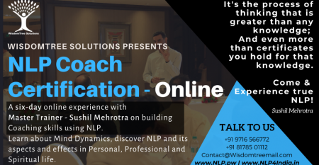 NLP Coach Certification