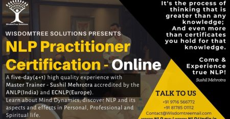 NLP Associate Practitioner Certification